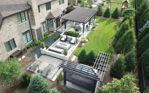 Patio Hardscaping & Landscaping