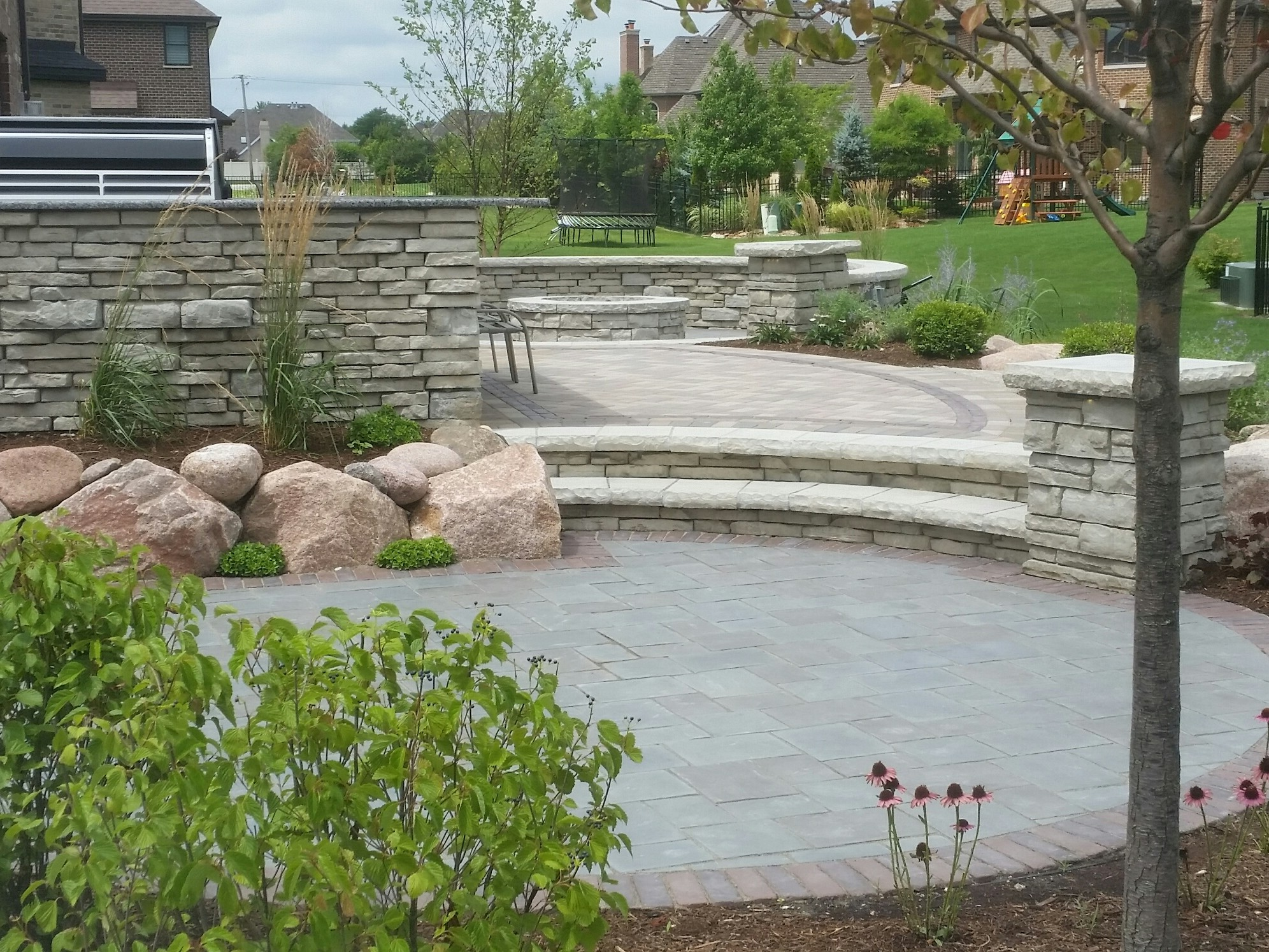 Multi Level Designs Hartman Landscape